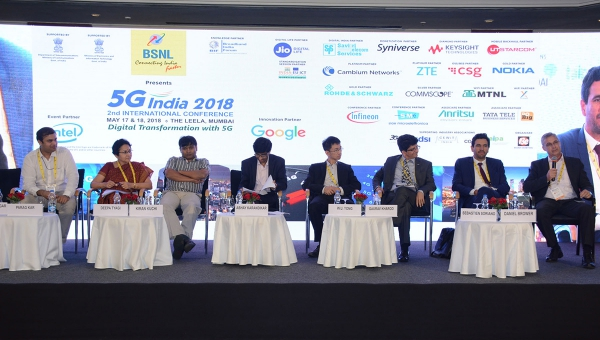 5G India 2018 International Conference & Exhibition