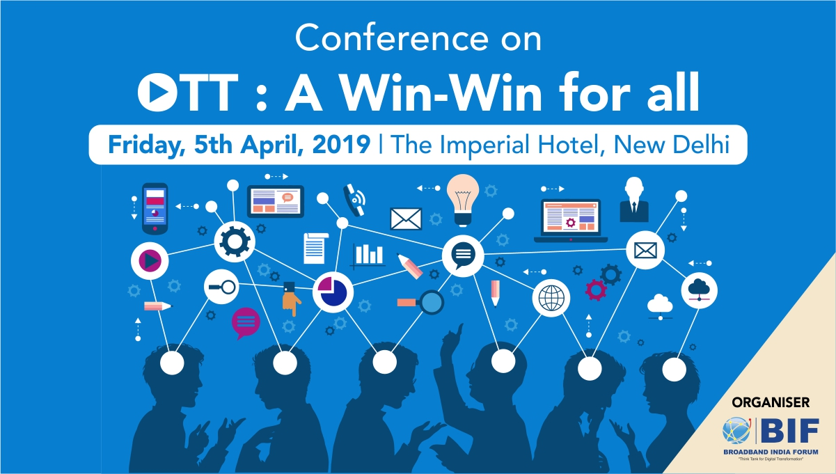 "Conference on ""OTT: A win-win for all"""