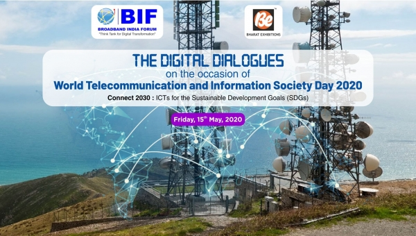 Celebrating World Telecommunications and Information Society Day (WTISD) 2020 - 15th May, 2020