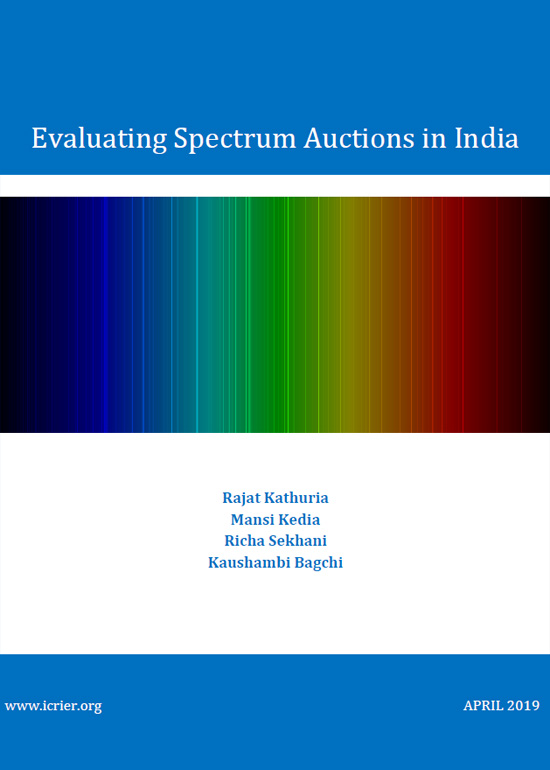 Evaluating Spectrum Auctions in India