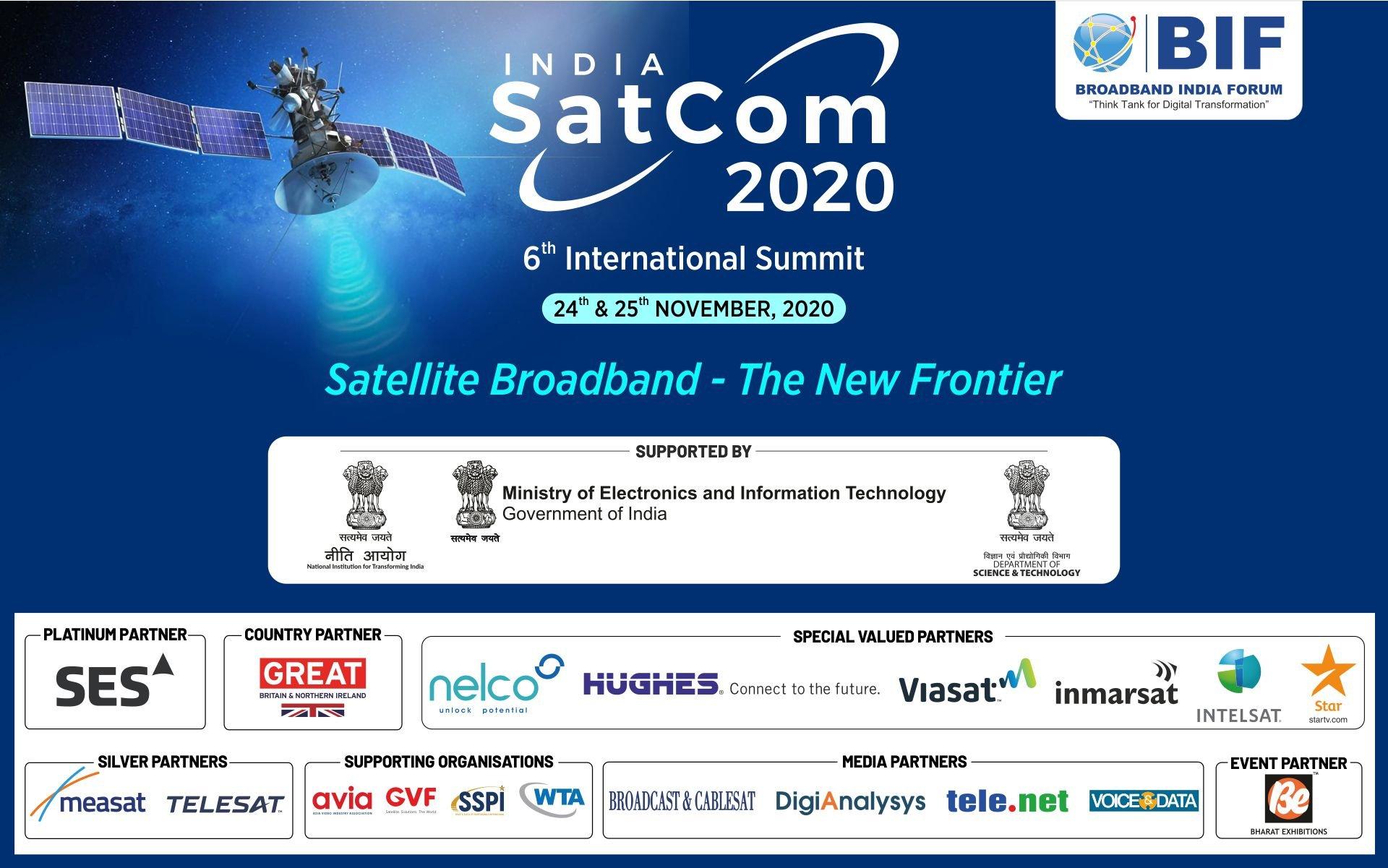 India Satcom 2020