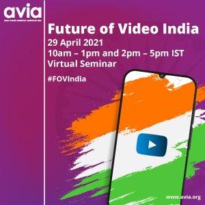 AVIA FUTURE OF VIDEO INDIA SEMINAR