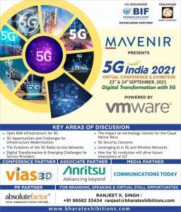 5g India Event