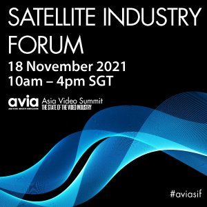 Satellite Industry Event Forum by AVIA
